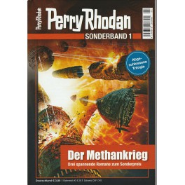 Perry Rhodan Sonderband 1