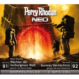 PR Neo 91/92  Mp3 CD