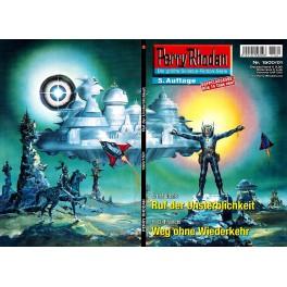 Perry Rhodan 5.Auflage 1500/01 bis 1598/999