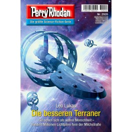 Perry Rhodan 1.Auflage 2920