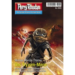 Perry Rhodan 1.Auflage 2925
