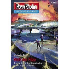 Perry Rhodan 1.Auflage 2929