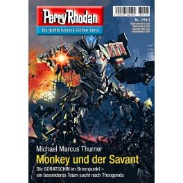 Perry Rhodan 1.Auflage 2943