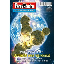 Perry Rhodan 1.Auflage 2987