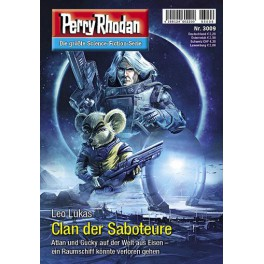 Perry Rhodan 1.Auflage 3009