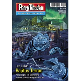 Perry Rhodan 1.Auflage 3015