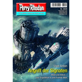 Perry Rhodan 1.Auflage 3029