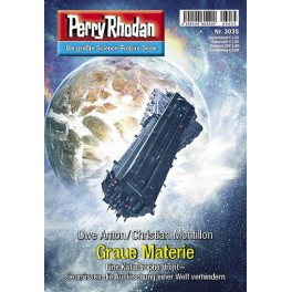 Perry Rhodan 1.Auflage 3035