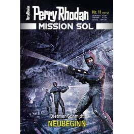 PR Mission SOL 11