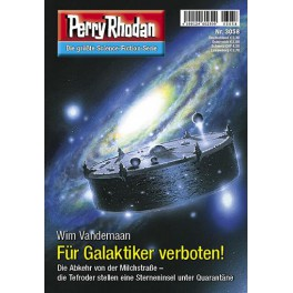 Perry Rhodan 1.Auflage 3058