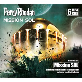 PR Mission SOL  Mp3 CD