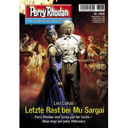 Perry Rhodan 1.Auflage 3098