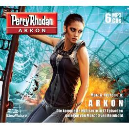 PR ARKON  Mp3 CD