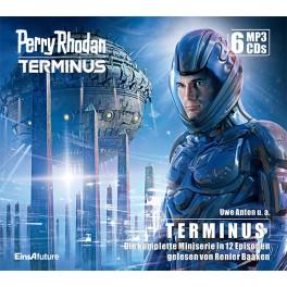 PR TERMINUS  Mp3 CD
