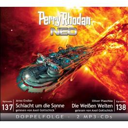 PR Neo 137/138  Mp3 CD