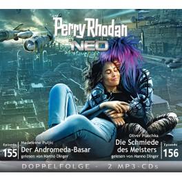 PR Neo 155/156  Mp3 CD