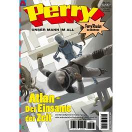 Perry  Unser Mann im All 141