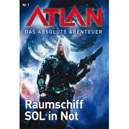 Atlan - Abenteuer 001