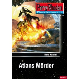 Perry Rhodan Planetenroman 021