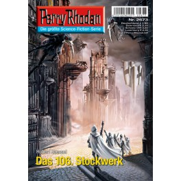 Perry Rhodan 1.Auflage 2673