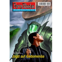 Perry Rhodan 1.Auflage 2635